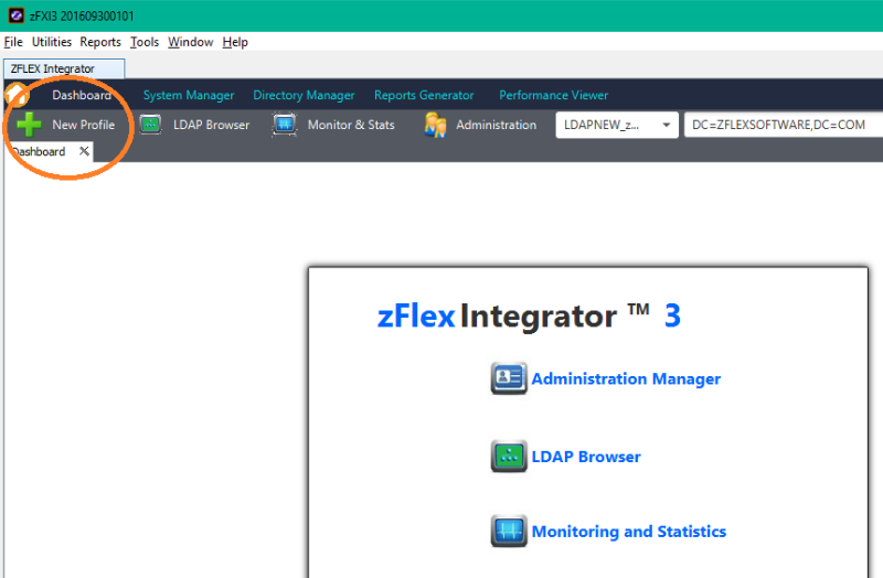 How to Connect zFlex Integrator To Your LDAP Server - zFlex